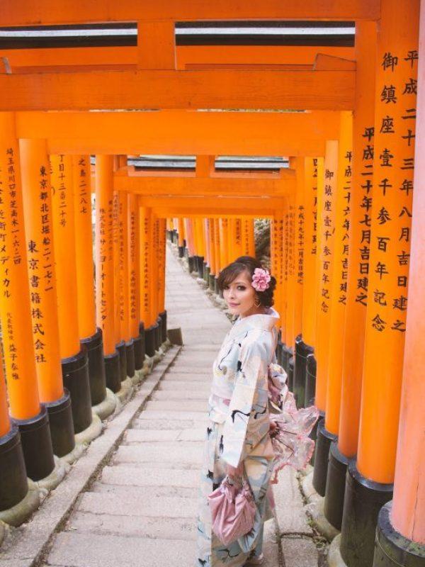 Roaming the Fushimi Inari-Taisha