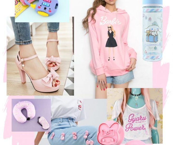 Summer Lovin' – Cute Gyaru/Jfashion Wishlist!