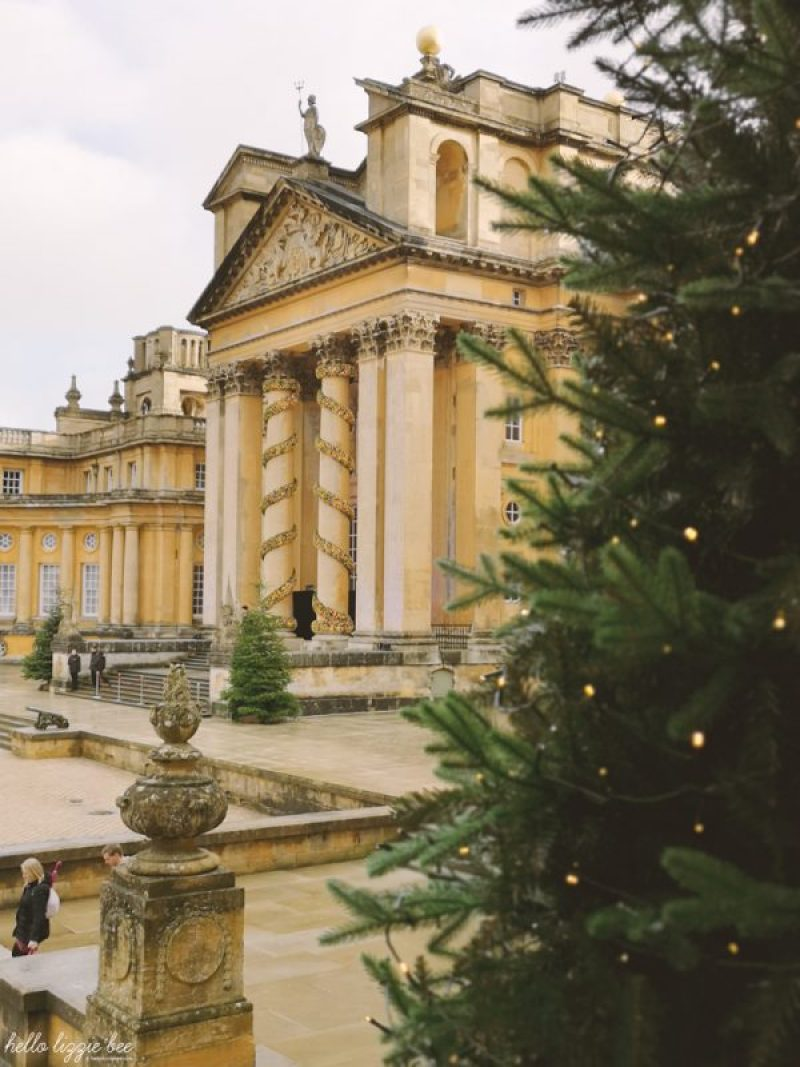 Christmas at Blenheim Palace by hellolizziebee