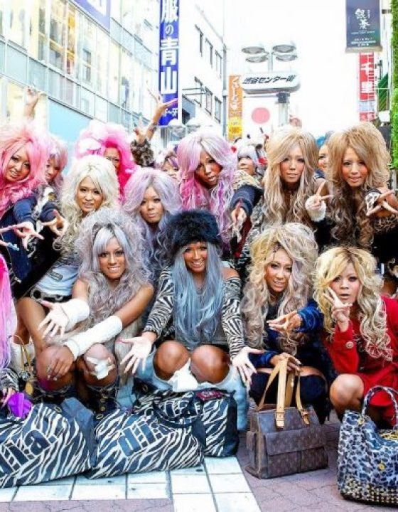 Can I Be Gyaru If…?