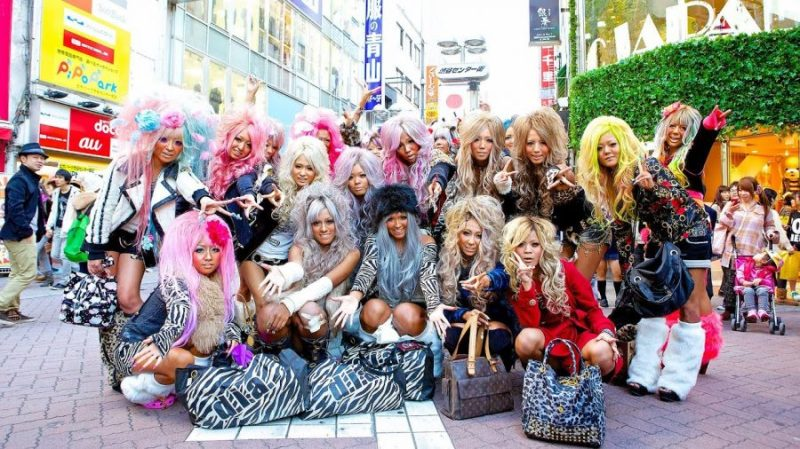 black diamond, gyaru unit, manba