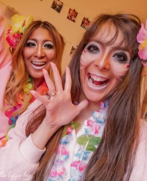 Sleepovers, Cat Cafes and… Manba Gyaru?!