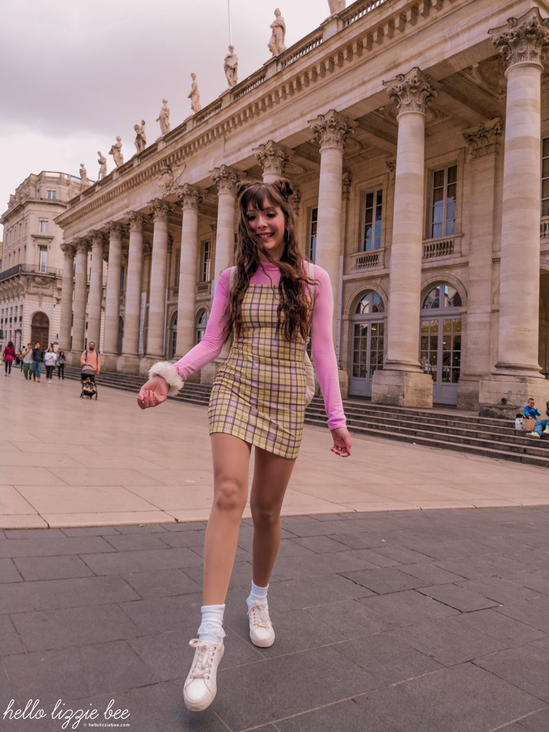 Clueless inspired gyaru outfit by hellolizziebee