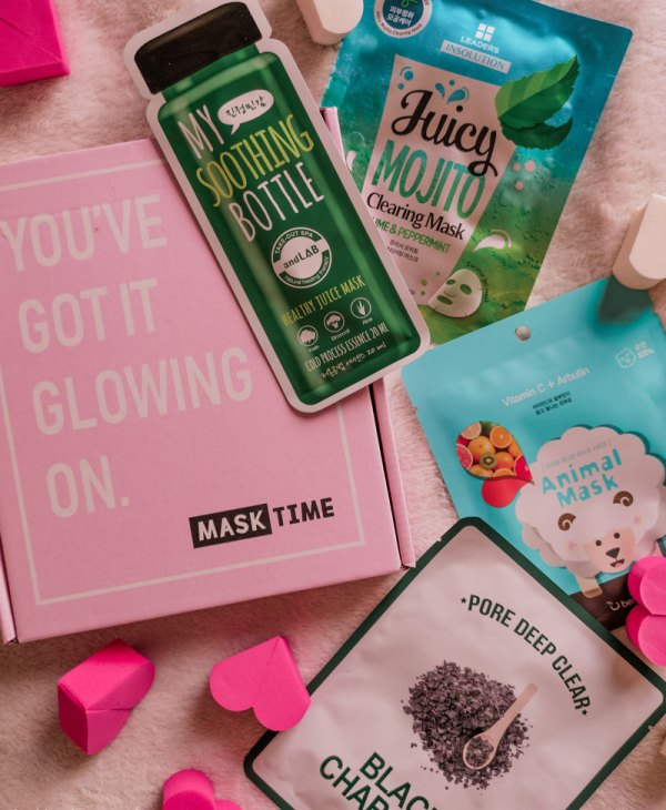 MaskTime Sheet Mask Kit Review