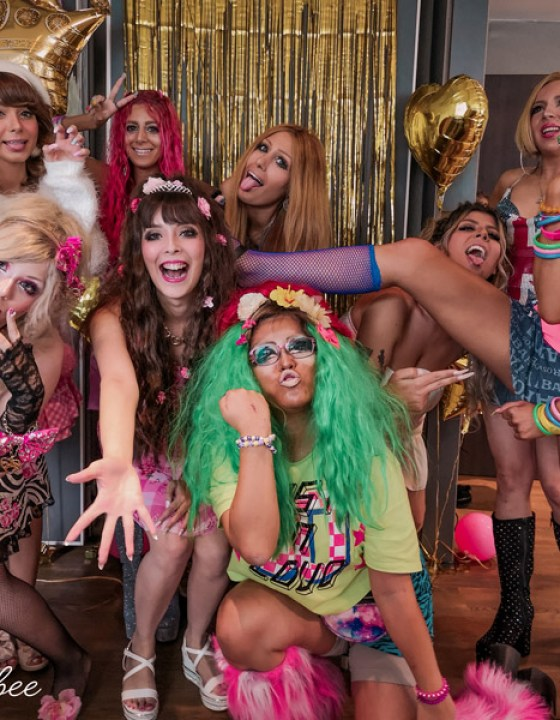 Crazy Gals and Half-Naked Guys: Gyaru Jubilee!