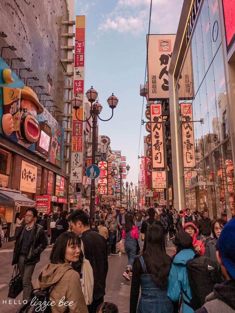Osaka, Japan Bucket List