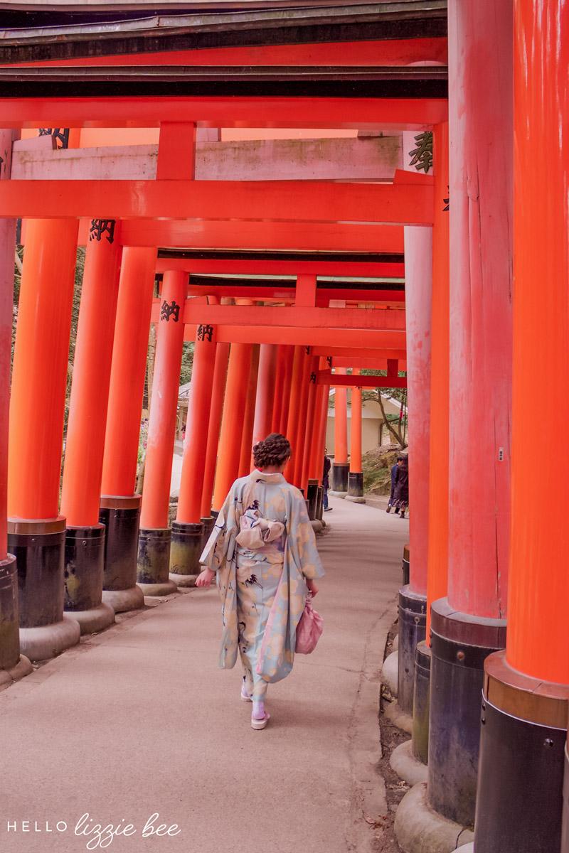 Thousand Torii Gates (Fushimi Inari-Taisha)