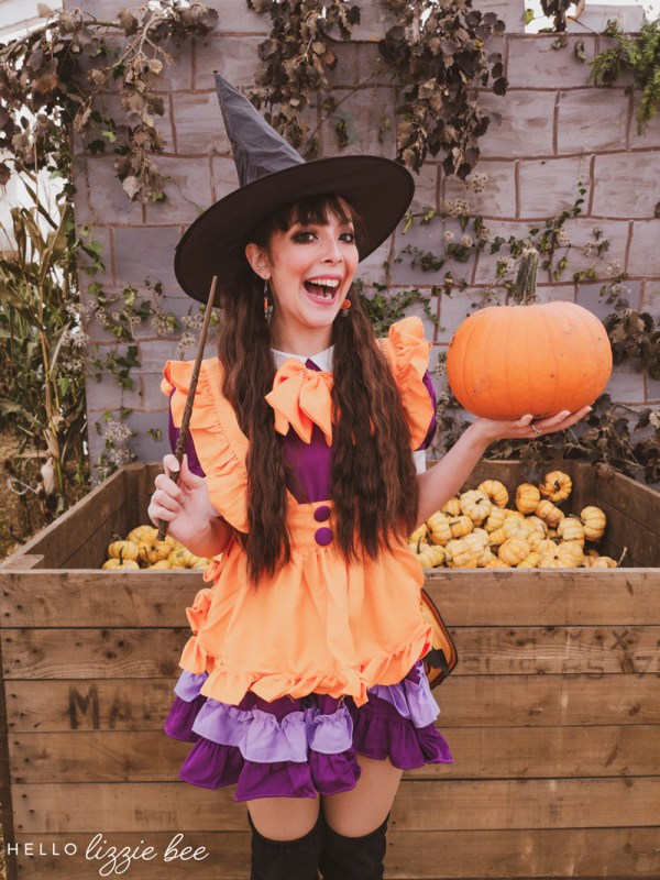 Witch Way to the Pumpkins? Trip to Pumpkins R Us!