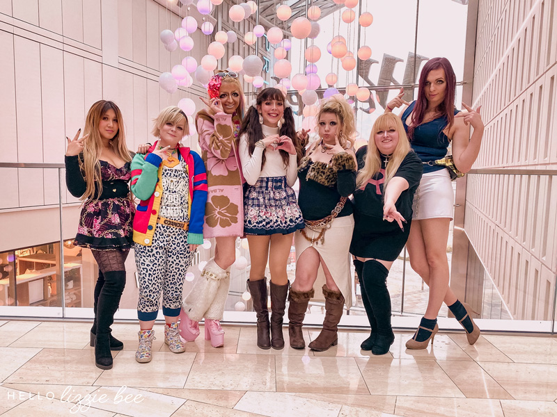 UK Gaijin Gyaru Meet in London