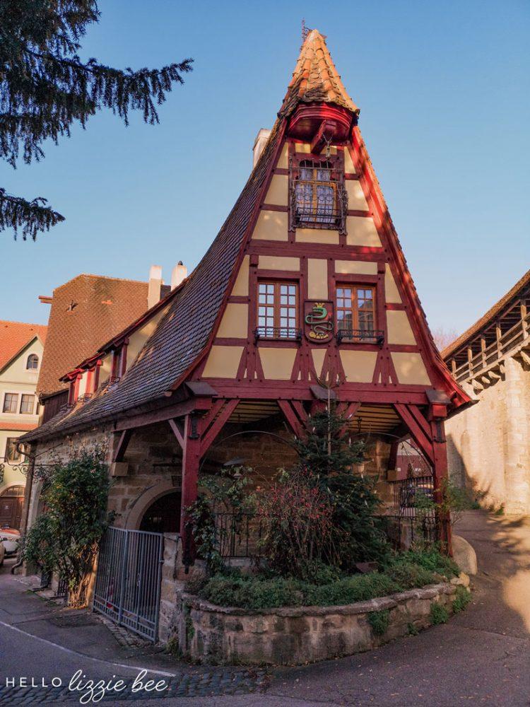 Gerlachschmiede in Rothenburg