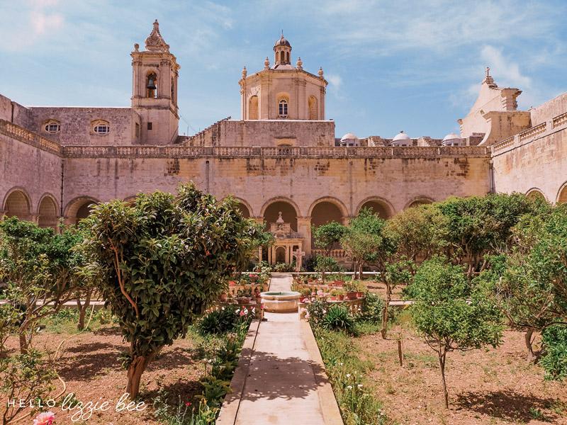 Saint Dominic Monastery, Rabat