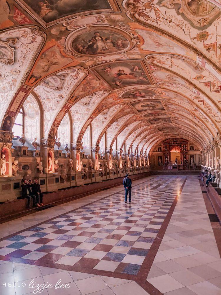 The Residenz in Munich