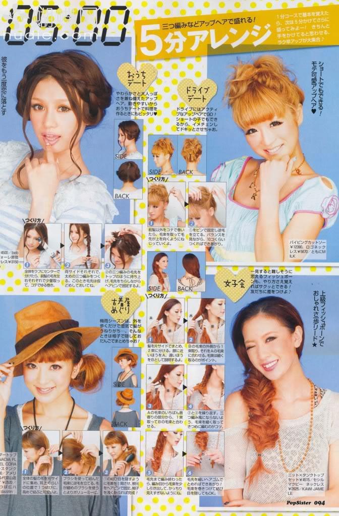 Cute gyaru hair ideas for work
