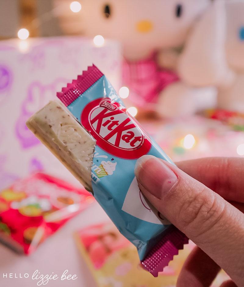 Kit Kat Party Ice Cream Chocolate
