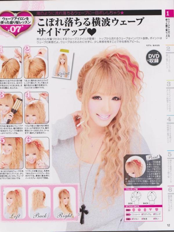 Easy Gyaru Hair & Makeup Tutorials Part Two