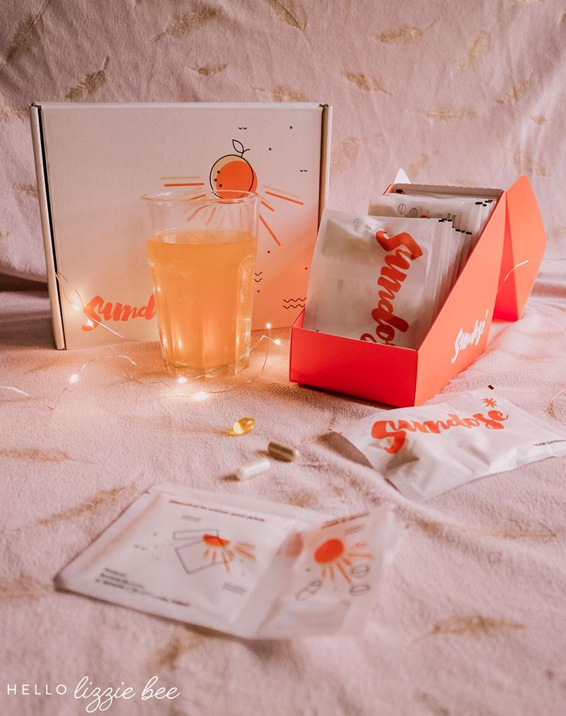 Sundose supplement box