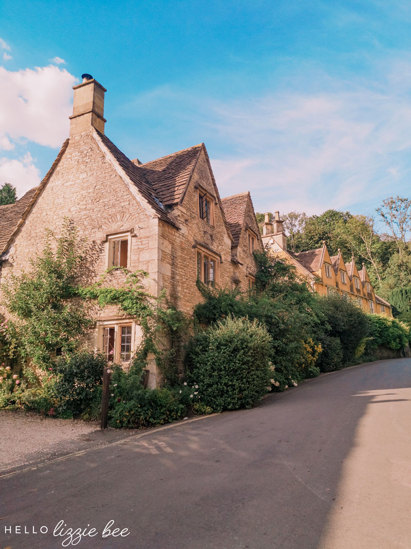 Village of Castle Combe