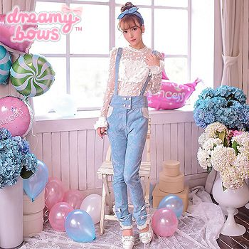Denim Jeans by Candy Rain