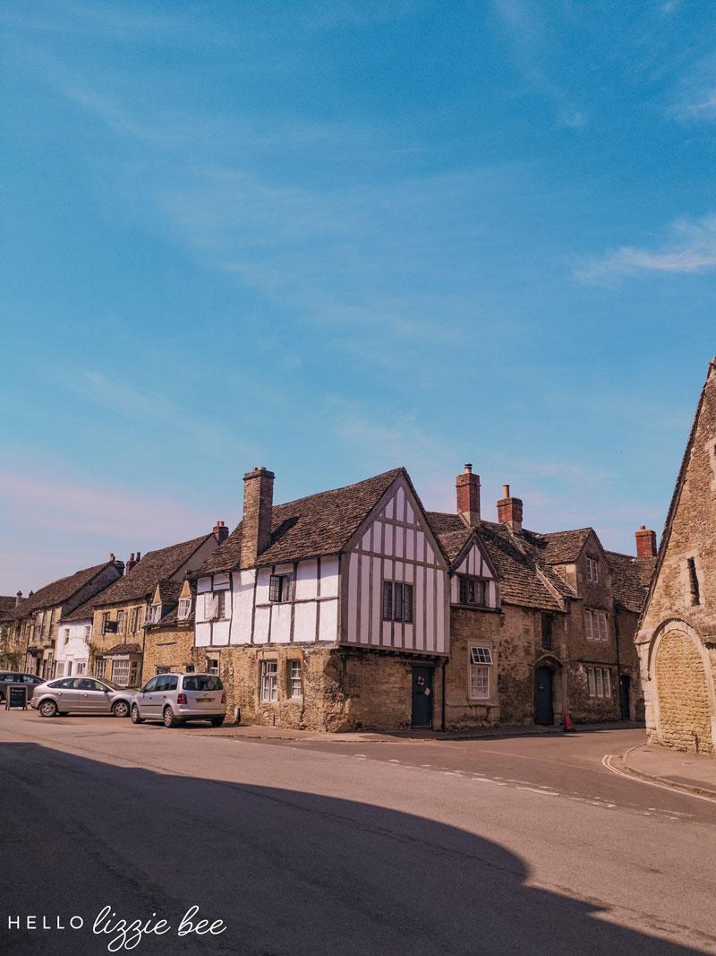 Lacock Village, England