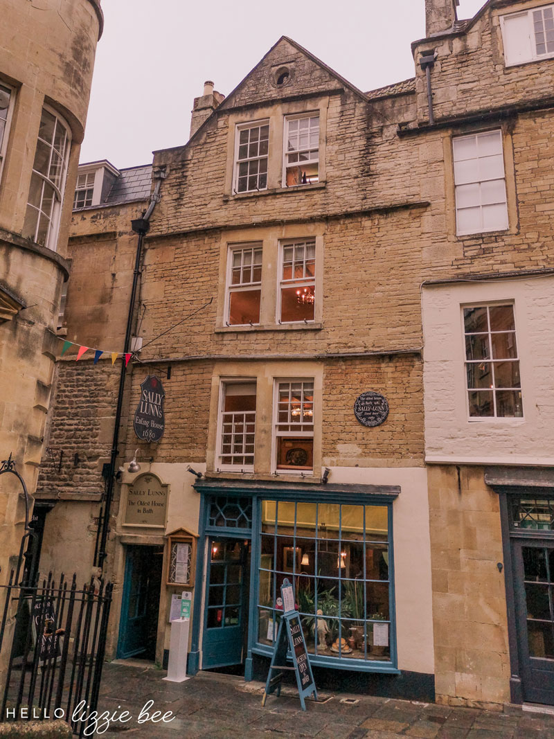 Sally Lunn's Historic Eating House and Museum