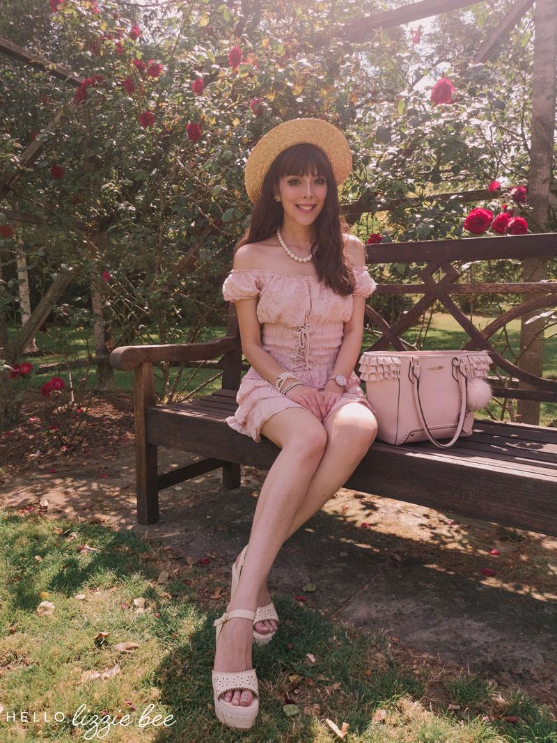 Summery Himekaji Gyaru Outfit by hellolizziebee