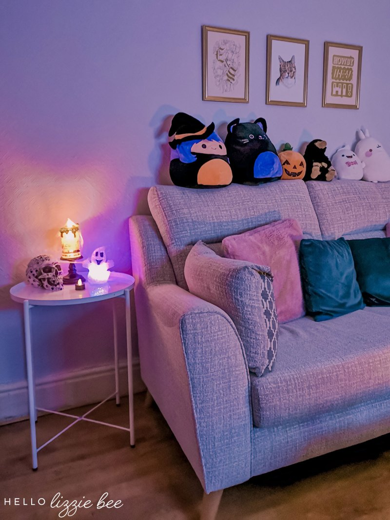 Halloween Sofa Decorations