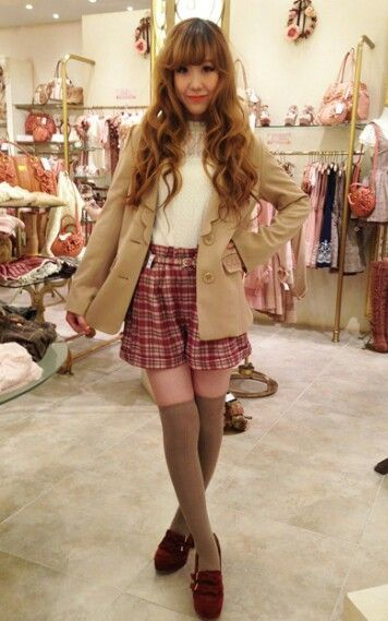 Casual Coord by Liz Lisa Shop Staff