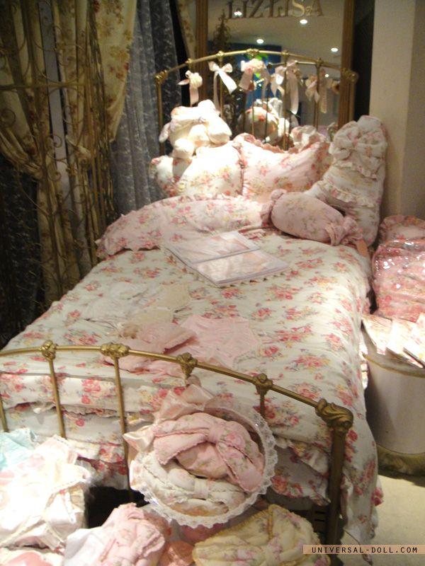 Liz Lisa Bedroom Ideas