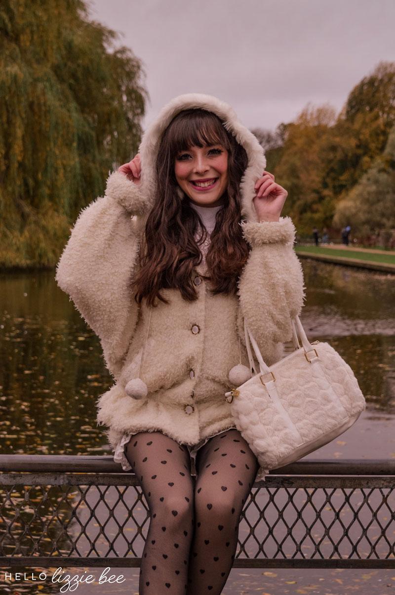 Cute himekaji outfit for Fall/Winter