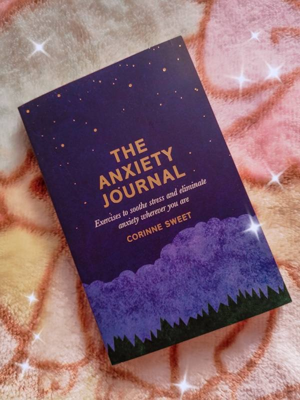 Anxiety journal