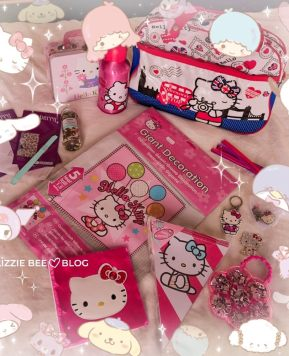 Recent GETS + a Hello Kitty Surprise!