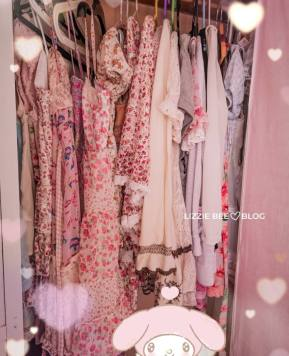 Himekaji Wardrobe Update, LL Scans + Recent GETS!