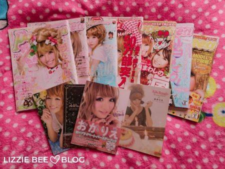 2010 Popteen Magazines