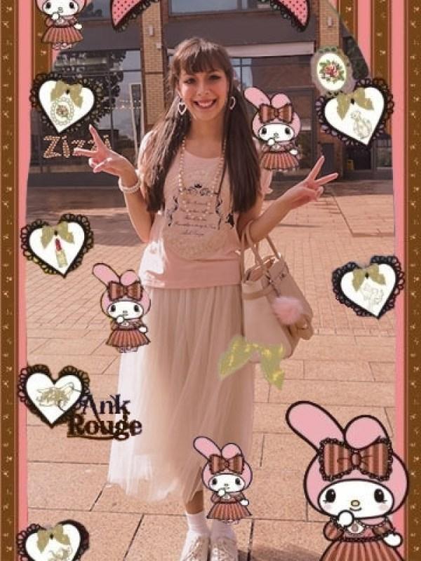 IsoBee in Primark (*¯ ³¯*)♡ Ank Rouge co☆de