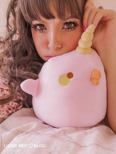 Super Cute Molang Plush Piu Piu Unicorn