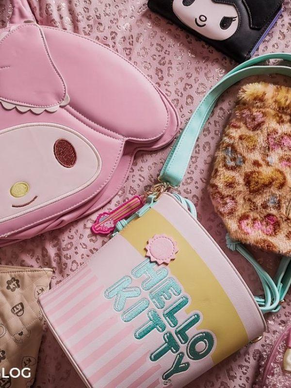 My Sanrio Bag Collection ☆