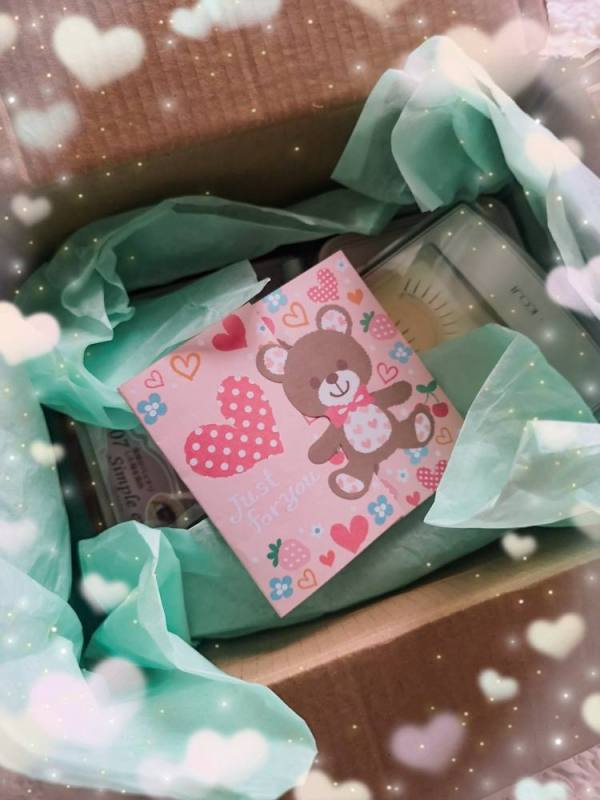 Cute gifts from Lala (*♡∀♡)