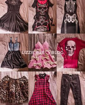 Rokku wardrobe ★☆