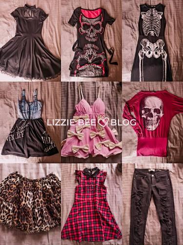 Rokku wardrobe