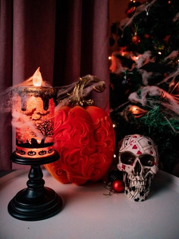 Halloween Living Room Decor ☆☆
