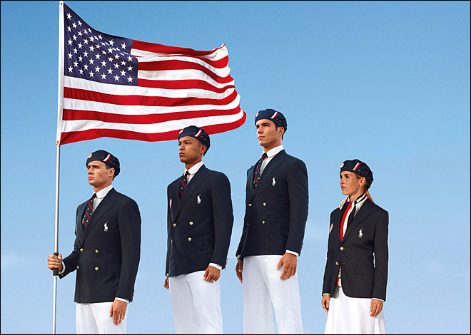 Tweeked the best tweets of the week talks about the awful berets that Team USA wears.