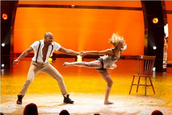 Brandon and Amber dance on SYTYCD season 9 Top 16