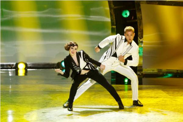 Amelia and Will dance on SYTYCD season 9 top 16