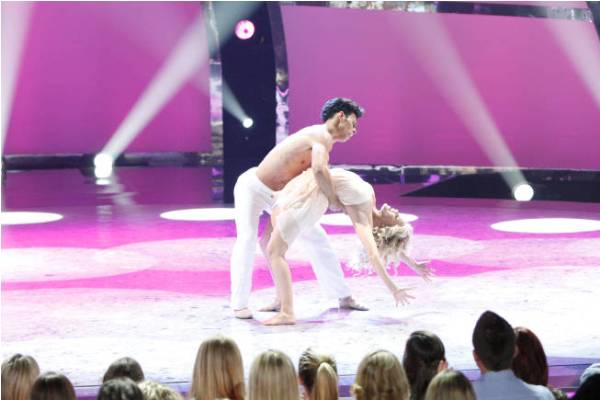 Chehon and Witney dance on SYTYCD season9 Top 16