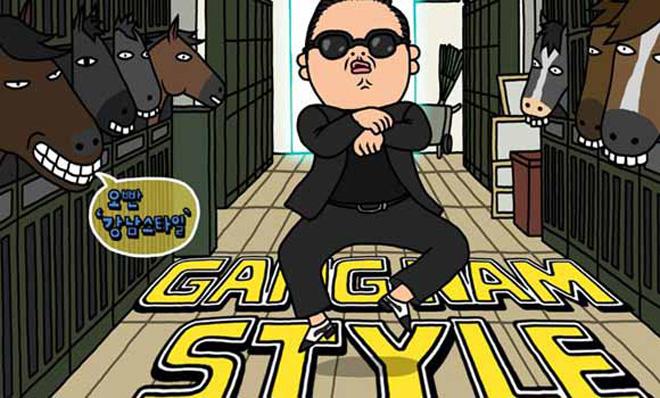 Gangnam Style by PSY