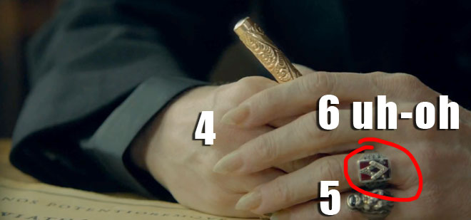 """Willem Dafoe appears to be wearing a freemason ring for his superbowl ad """"Soul"""" for Mercedes Benz."""