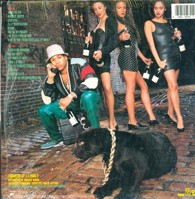 LL Cool J Walking with a Panther album is not like Accidental Racist.