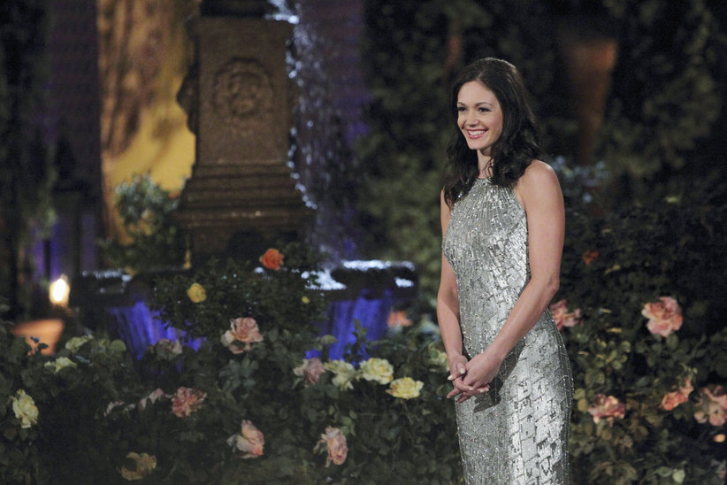Desiree Hartsock is on ABC's the Bachelorette and meets the 25 bachelors.