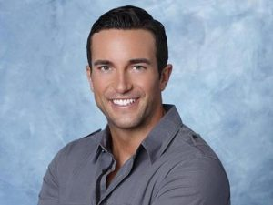 Dan on the Bachelorette.