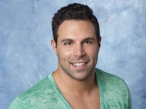 Mikey on the Bachelorette.